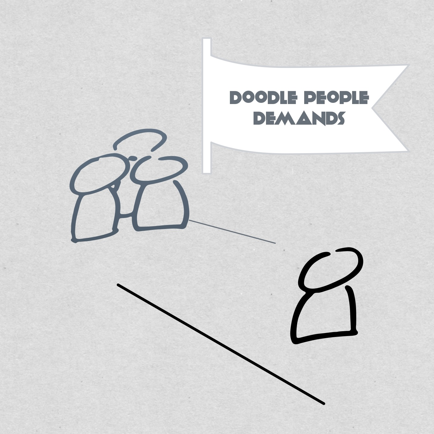 """Doodles demand we work on them to figure them out. Luckily, we are hard-wired to """"lean in"""" to doodles."""